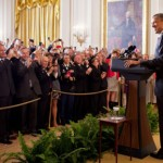 White House Reception LGBT 2012