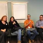 JoAnne, Mariela, Alberto & Dan at AFP